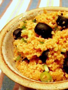 S vášní pro jídlo: Zkus kuskus Grains, Food, Meals, Korn