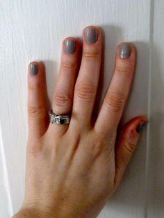 What Do You Think of My Greige Nail Polish Griege nail polish Mani Pedi, Manicure, Sand Nails, Beige Nails, Hollow Heart, Nail Fungus, Think Of Me, Nail Polish Colors, Toe Nails