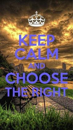 Awesome background; keep calm and ctr;) #MormonLink #CTR