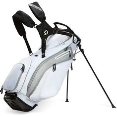 Neutral golf bag