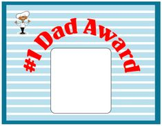 Kids can make a very special Greatest Dad certificate for Father's Day that demonstrates their appreciation. The best gifts are personal and don't have to cost money.