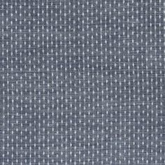Robert Kaufman chambray union in indigo with white dots. - this place has some great fabric!