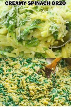 Vegetarian Crockpot Soup, Healthy Soup Recipes, Healthy Crockpot Recipes, Vegetarian Recipes Dinner, My Recipes, Dinner Recipes, Bean Soup Recipes, Easy Pasta Recipes, Risoni