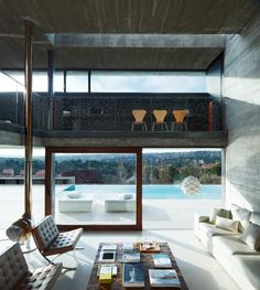 I don't like truth, ...EASTERN design office - archatlas: Concrete Box Residence in Spain From...