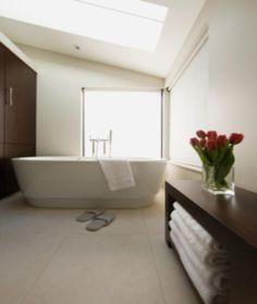 Small Bathroom High Ceiling 30 bathroom tile ideas for a fresh new look | tile ideas, bathroom