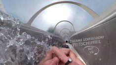 Therme Loipersdorf Pfitschipfeil (Freefall Bodyslide) 360° VR Onride Vr
