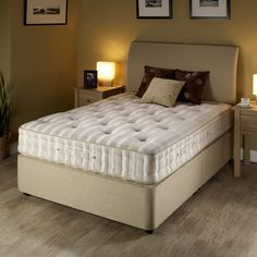 Hypnos Luxury Salisbury 1200 Mattress Gbp 586