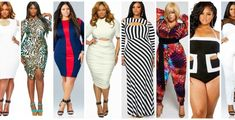 Pretty Plus Size Spring Dresses - Outfit Ideas HQ