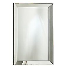 Tangerine Mirror Co The Royal Mirror, Mirror on Mirror - 24 in. x 36 in   The Home Depot Canada