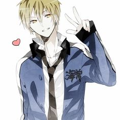 Kise Ryouta - Kuroko no Basuke - Image - Zerochan Anime Image Board Manga Boy, Art Manga, Manga Anime, Anime Art, Kise Kuroko, Kise Ryouta, Ryota Kise, Anime Love, Cute Anime Guys