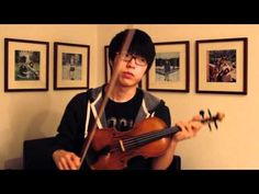 Christina Perri - A Thousand Years - Jun Sung Ahn Violin Cover. this would be an AMAZING song to walk down the aisle to!!!