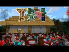 MC NAVEED AND ZOMBIE FAMILY SURVIVE ZOMBIE APOCALYPSE IN MINECRAFT! BUILD A ZOMBIE HOUSE! Minecraft