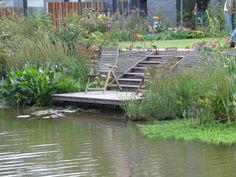 tuin aan waterkant - Google zoeken