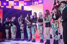 GIRLS' GENERATION REVEALS 'BLADE & SOUL' OST AT RELEASE PARTY IN SHANGHAI