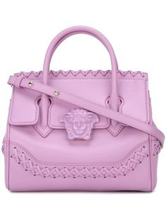 fe2e6a1c97db VERSACE  Palazzo Empire  Woven Accent Tote.  versace  bags  shoulder bags
