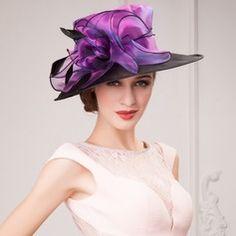 Fashion Feather/Organza Hats