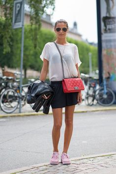 Chanel bag Diego Zuko  -  Copenhagen Fashion Week Spring 2015 Street Style #fashionweek #spring #2015 #Streetstyle