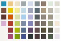 1000 ideas about nuancier peinture on pinterest feng - Peinture pour credence ...