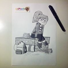 #inktober #Inktober2014 #day26 Inktober, Character Art, Characters, Instagram Posts, Figurines, Figure Drawings