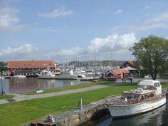 Noruega. Kristiansand