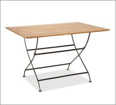"""Surry Bistro Dining Table - 47.5"""" X 31.5""""  $249.00"""