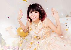 Risa Oribe LiSA Lisa Japan, Always Smile, Pop Singers, Japanese Artists, Love Songs, Music Artists, Flower Girl Dresses, Album, Models