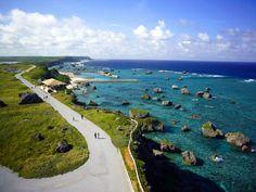 퍼플뉴스 모바일 사이트, 환상적인 비치, 오키나와 인근 섬들