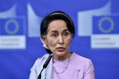 #world #news  Myanmar says fake news being spread to destabilize Suu Kyi government