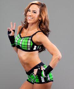 WWE Diva AJ