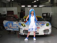 Japanese Cosplay Car = ITASYA(痛車)
