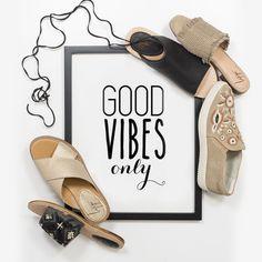 Good vibes, good sho