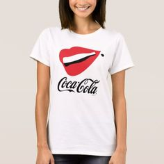 Coca-Cola | Red Lips T-Shirt - click to get yours right now!