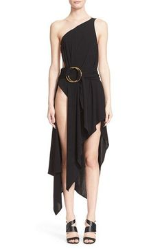 Anthony Vaccarello Swimsuit Gown