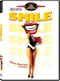 """Smile (1975) Directed by Michael Ritchie.  With Bruce Dern, Barbara Feldon, Michael Kidd, Geoffrey Lewis. It's time again for California's """"Young American Miss"""" beauty pageant, the biggest event of the year for Big Bob Freelander and Brenda DiCarlo, who give their all to put on a successful pageant. But Brenda is having marital difficulties and Bob's son is up to some mischief. Could this year's pageant be in jeopardy?"""