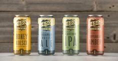 CODO Design - 450 North Brewing Co.