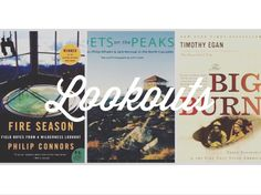 5 Books About Fire Lookouts // Alpine Lily