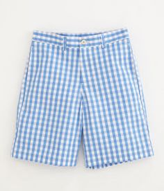 Bush Bay Gingham Club Shorts