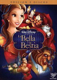 L Bella y la bestia (1991) EEUU. Gary Trousdale, Kirk Wise - DVD ANIM 131