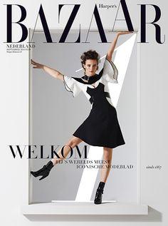 HARPER'S BAZAAR NETHERLANDS PREMIER ISSUE SEPTEMBER. 2014