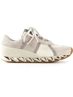 Camper Together X Bernhard Willhelm 'himalayan' Sneakers - Jean Pierre Bua - Farfetch.com
