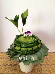 Design by Demi Wu floral design studio