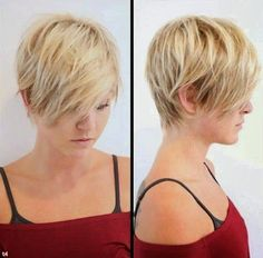 Modele coupe cheveux courts femme | My Style | Pinterest | Coupe