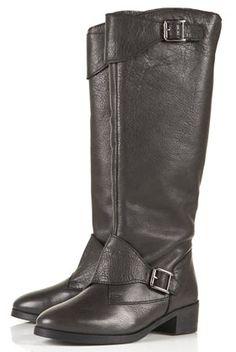 DEERS Double Buckle Boots
