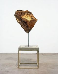 The Universe Inside Your Mind: Carol Bove Stone Sculpture, Modern Sculpture, Abstract Sculpture, Freedom Sculpture, 3d Things, Exhibition Display, 3d Artwork, Art For Art Sake, Metal Furniture