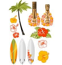 Hawai'i vector art