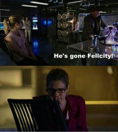 "#Arrow 3x21 ""Al Sah-him"""