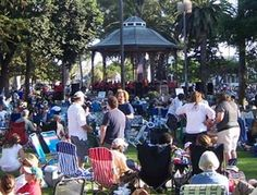 Coronado Free Sunday Concerts in the Park