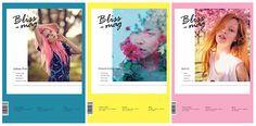 Bliss-mag on Behance