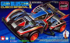 Gun blaster cusco special