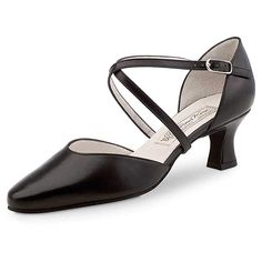 Werner Kern Womens Patty 2 14 55 cm Latin Heel Black Leather 85 M US 55 UK >>> Continue to the product at the image link. (This is an affiliate link) Suede Leather, Black Leather, Strap Heels, Black Heels, Amazing Women, Character Shoes, Athletic Shoes, Dance Shoes, Pumps